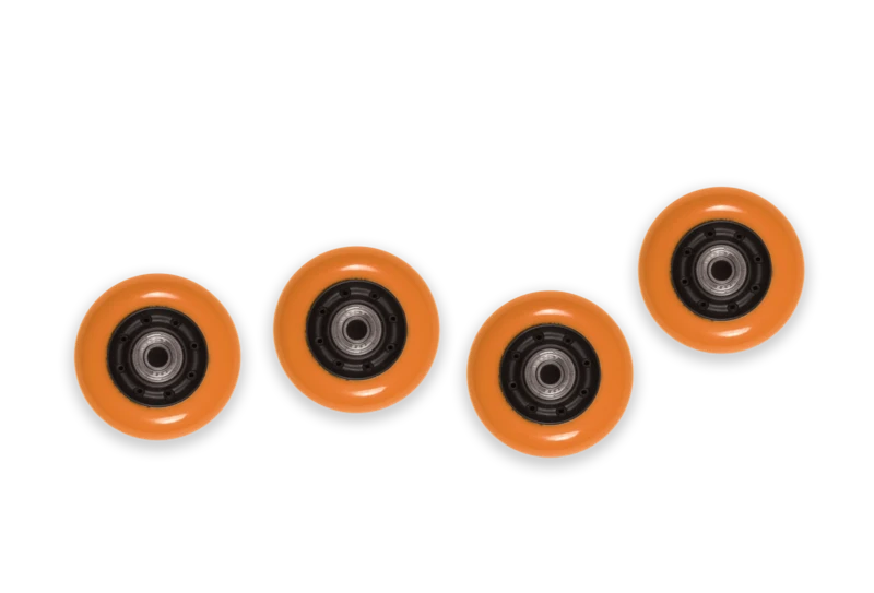 wishbone mini flip - wheels