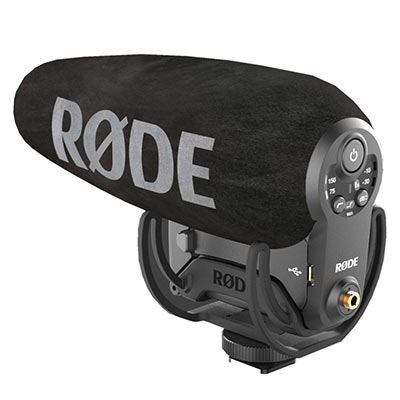 RODE VideoMic Pro Plus 指向麥克風