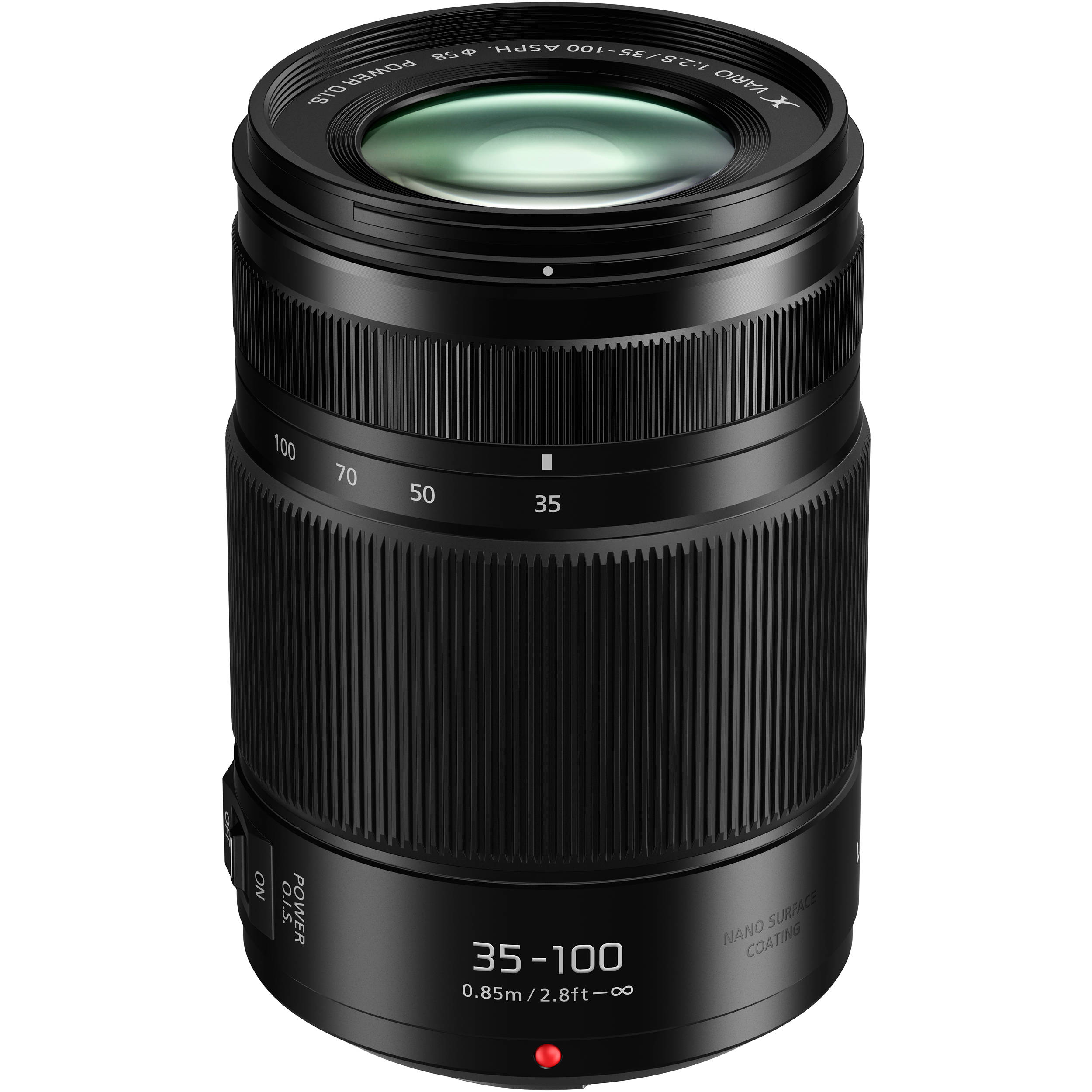 Panasonic Lumix 35-100mm f2.8 II