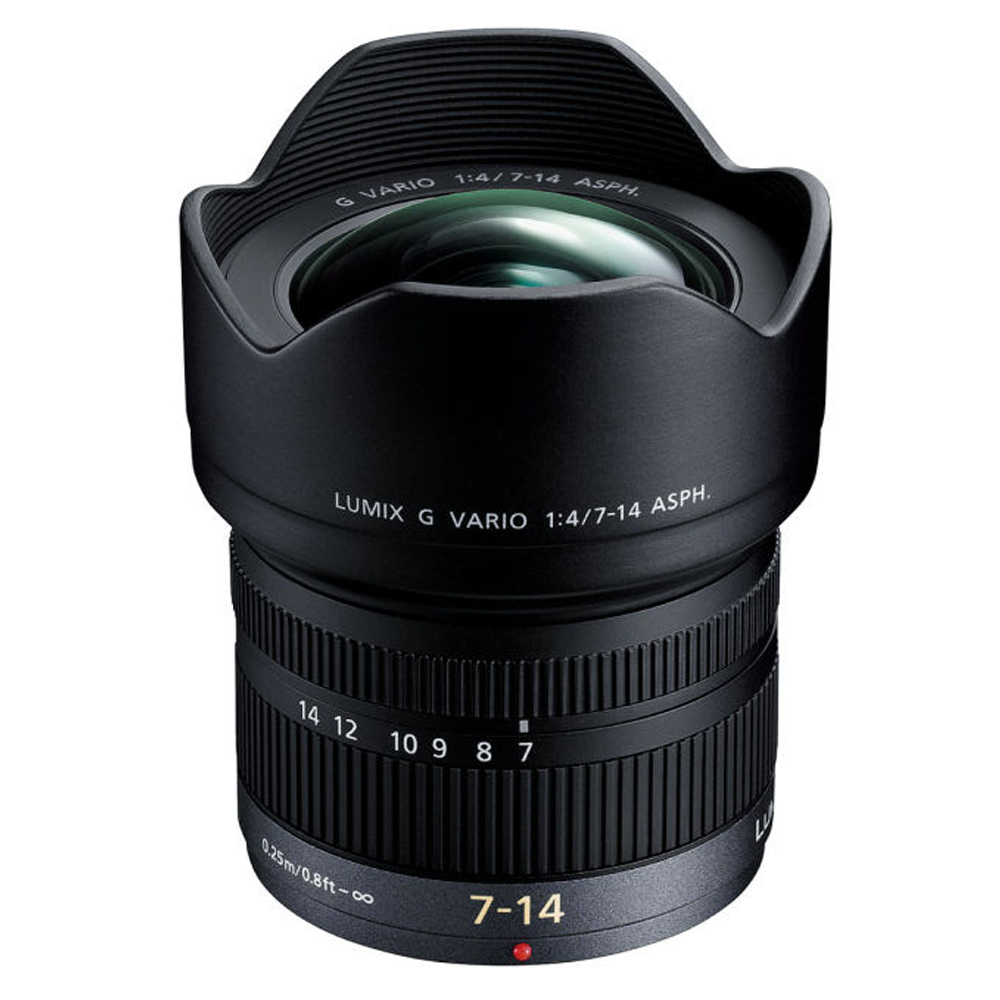 Panasonic Lumix 7-14mm f4
