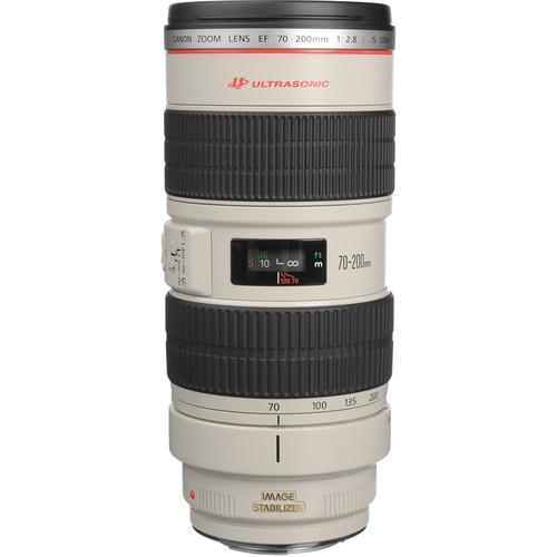 EF 70-200mm f4L IS USM #小小白IS