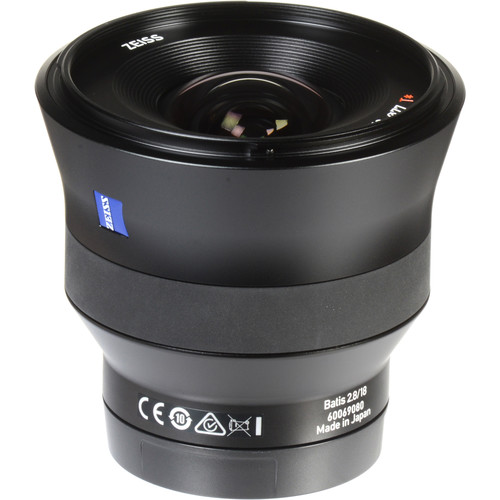 ZEISS Batis 18mm f2.8 for Sony