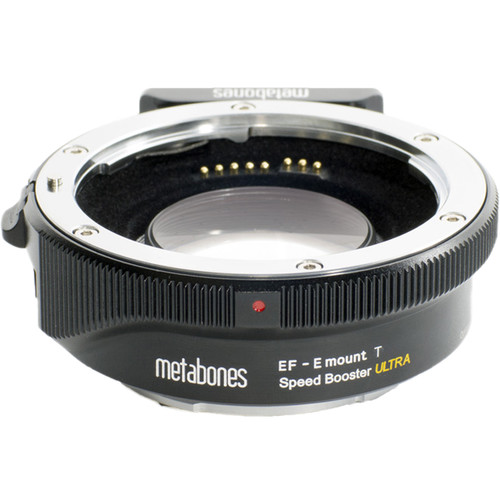 Metabones EF=>E mount (SpeedBooster)