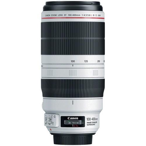 EF 100-400mm F4.5-5.6L IS USM II #大白II