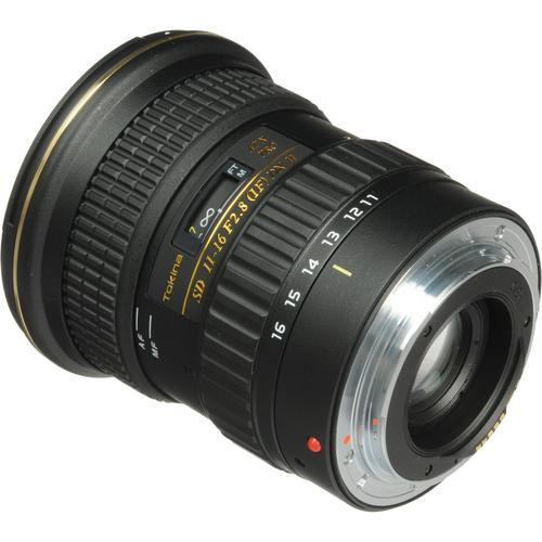 Tokina DX II 11-16mm f2.8 for Canon