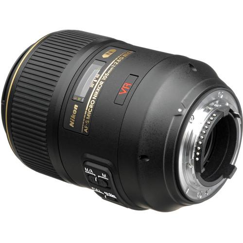 AF-S 105mm f2.8G IF-ED VR Micro