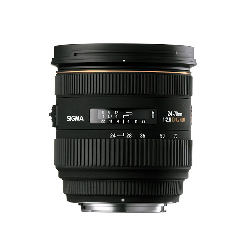 Sigma 24-70mm f2.8 IF EX DG HSM for Nikon
