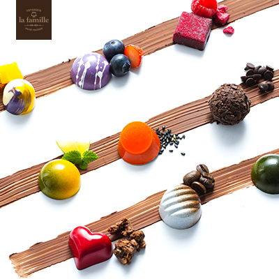 Handmade Chocolate手工朱古力