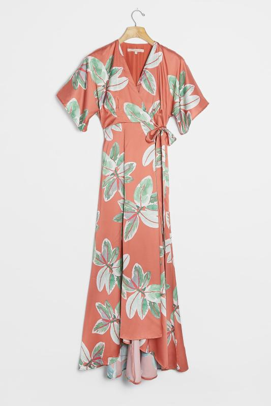 Bali Wrap Maxi Dress