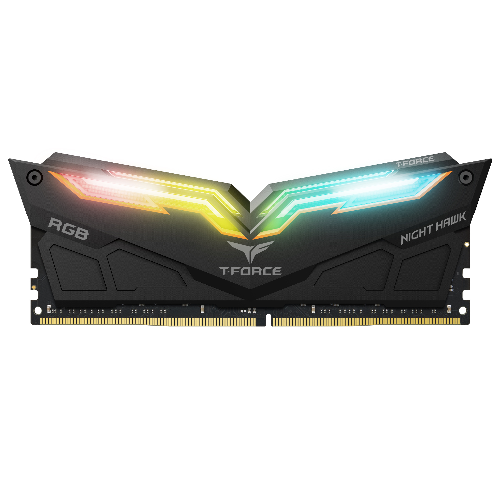 NIGHT HAWK  RGB DDR4 3200桌上型記憶體