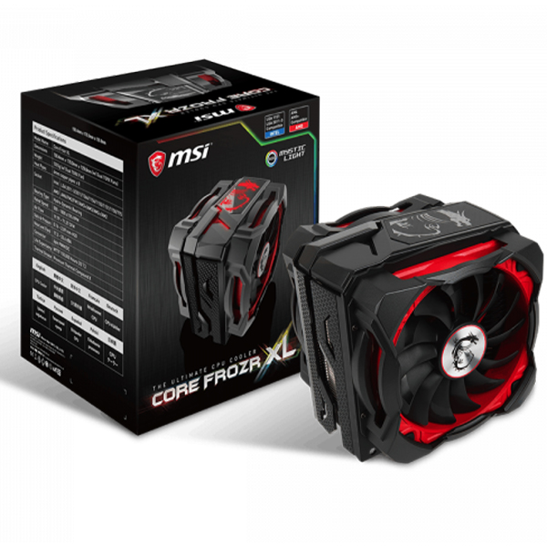 MSI Core Frozr XL散熱器