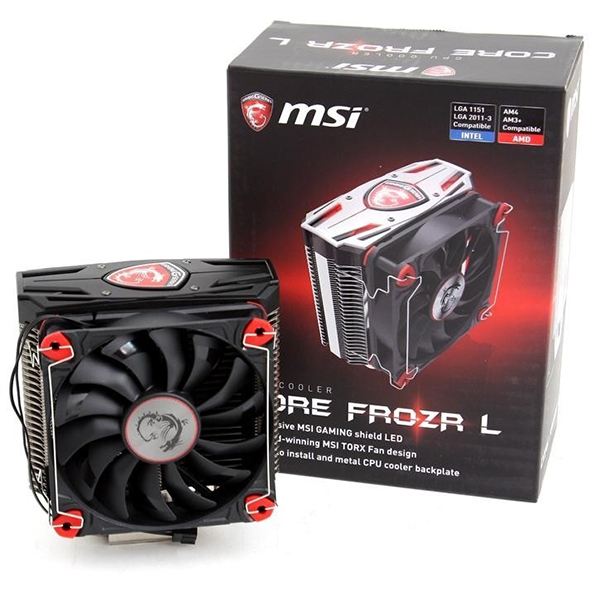 MSI Core Frozr L散熱器